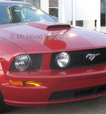 Ford Mustang Hood Scoop 2005 06 07 08 09 hs008