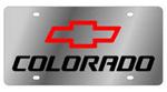 Chevy Colorado Hood Scoops