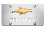 Chevy Equinox Hood Scoops