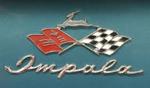 Chevy Impala Hood Scoops