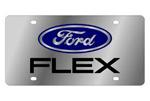 Ford Flex Hood Scoops