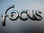 Ford Focus Hood Scoops